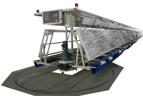 主要设备:总装流水线,工装板 测试工艺在专设检测板上检测各个电路是